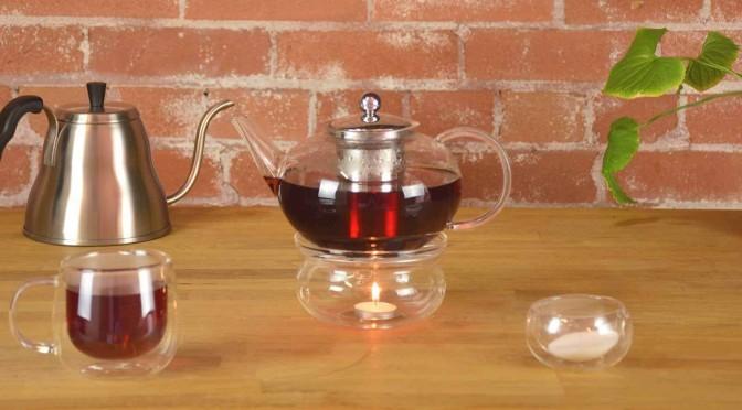 Grosche Infuser Teapots