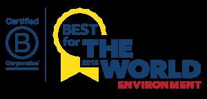 B Corporation best for the world logo GROSCHE