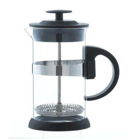 grosche zurich coffee maker french press empty black 1000