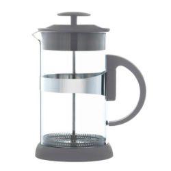 grosche zurich coffee maker french press empty grey 1000