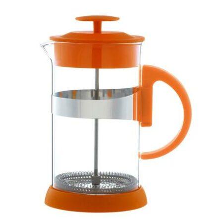 grosche zurich coffee maker french press empty orange 1000
