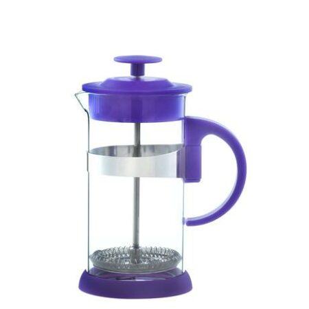 grosche zurich coffee maker french press empty purple 350