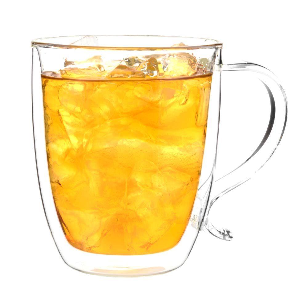 Grosche-Cyprus-Double-Walled-mug-with-iced-tea-500-ml-16-oz-glass