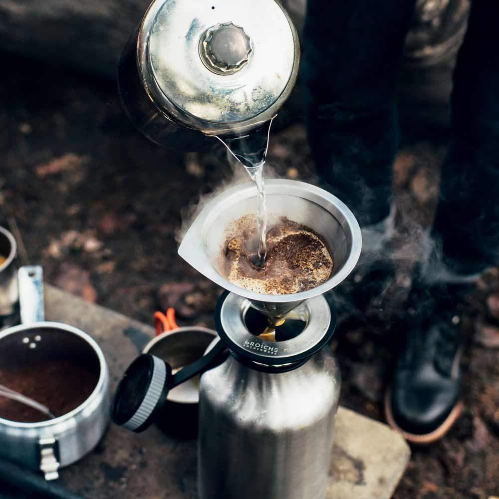 GROSCHE ULTRAMESH Stainless Steel Coffee Filter