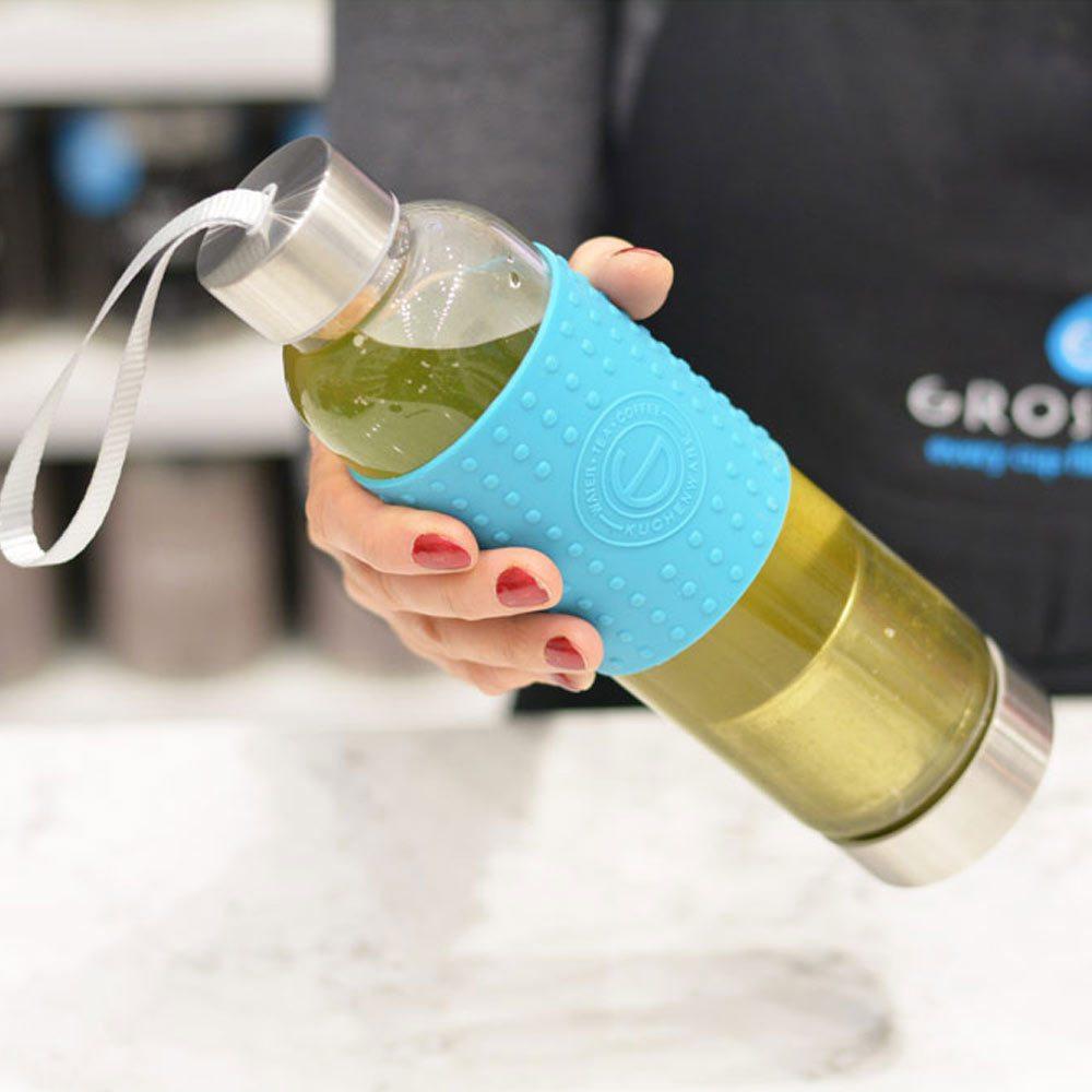 tea infuser bottle shake marino bottle to make matcha in glass matcha bottle tea infuser