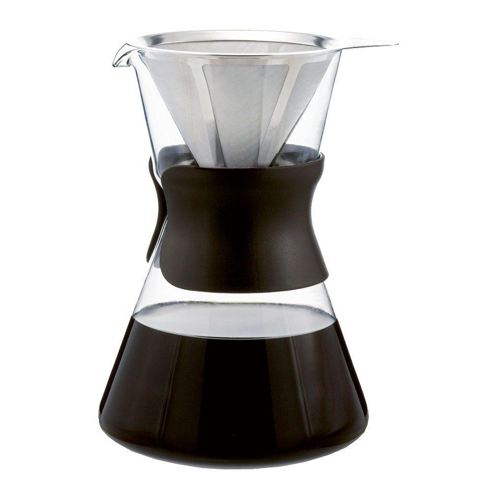 GROSCHE PORTLAND Glass coffee maker