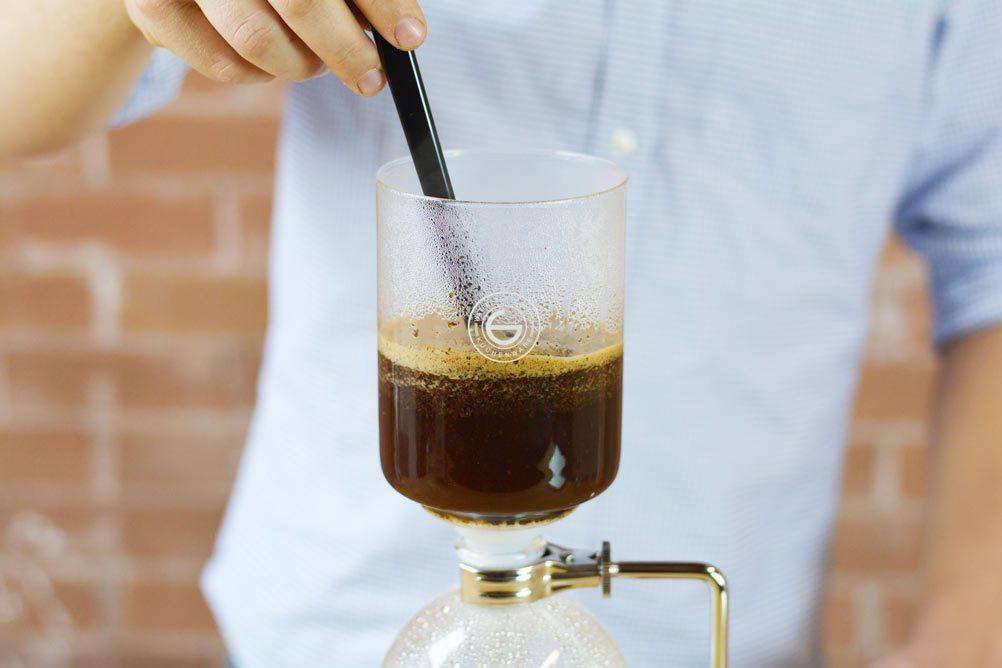 Coffee siphon canada USA Heisenberg grosche syphon