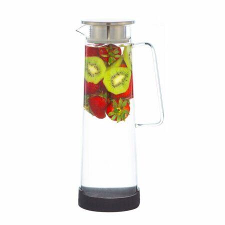 GROSCHE BALI Water Pitcher & Fruit Infuser