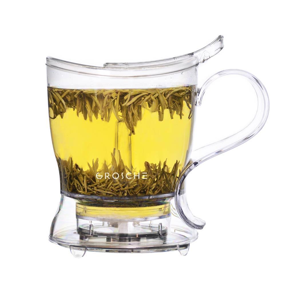 GROSCHE ABERDEEN Smart Tea Maker with green tea