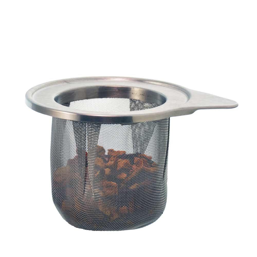 GROSCHE LAVAL Loose Tea Infuser   With tea