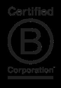 B-Corp logo no background