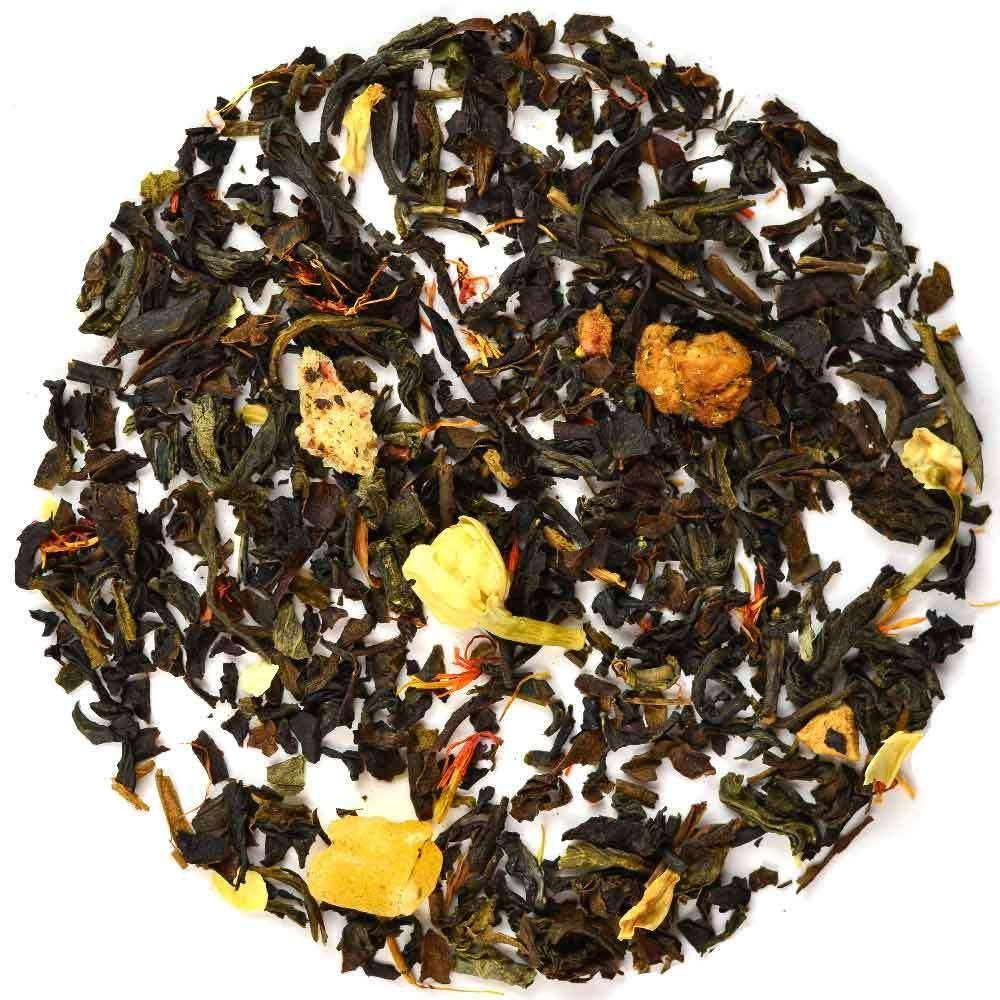 Jasmine oolong tea jasmine jade GROSCHE