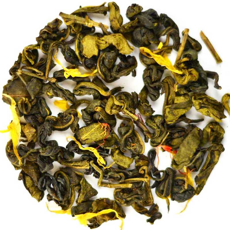 Maple Cream Puff Green Tea web