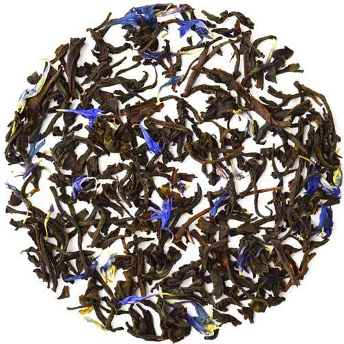 Earl Grey tea with bergamot oil loose leaf Canada USA GROSCHE