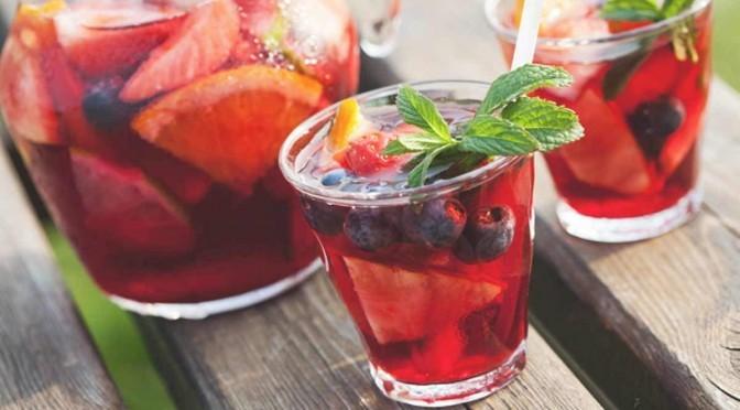 Herbal Tea Sangria Recipe
