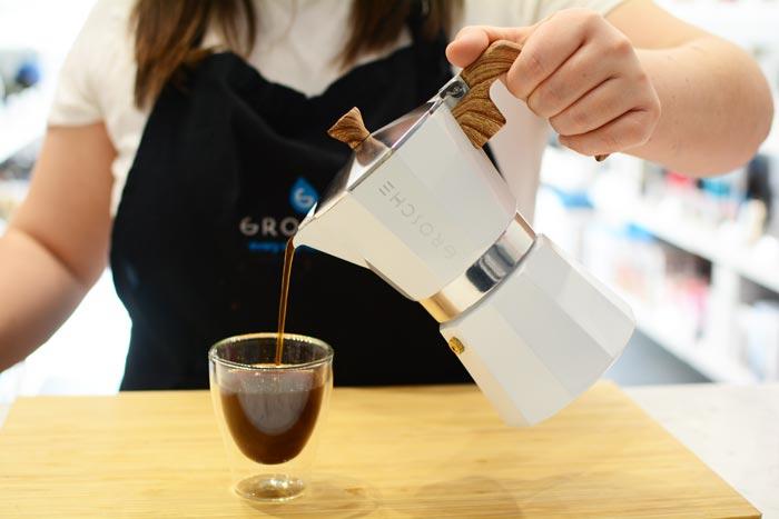 what is espresso grosche milano