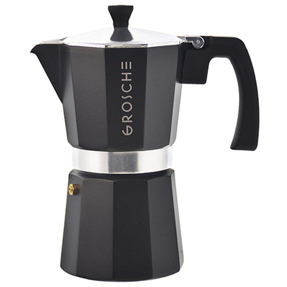MILANO Italian Coffee Maker Stovetop Espresso Maker GROSCHE