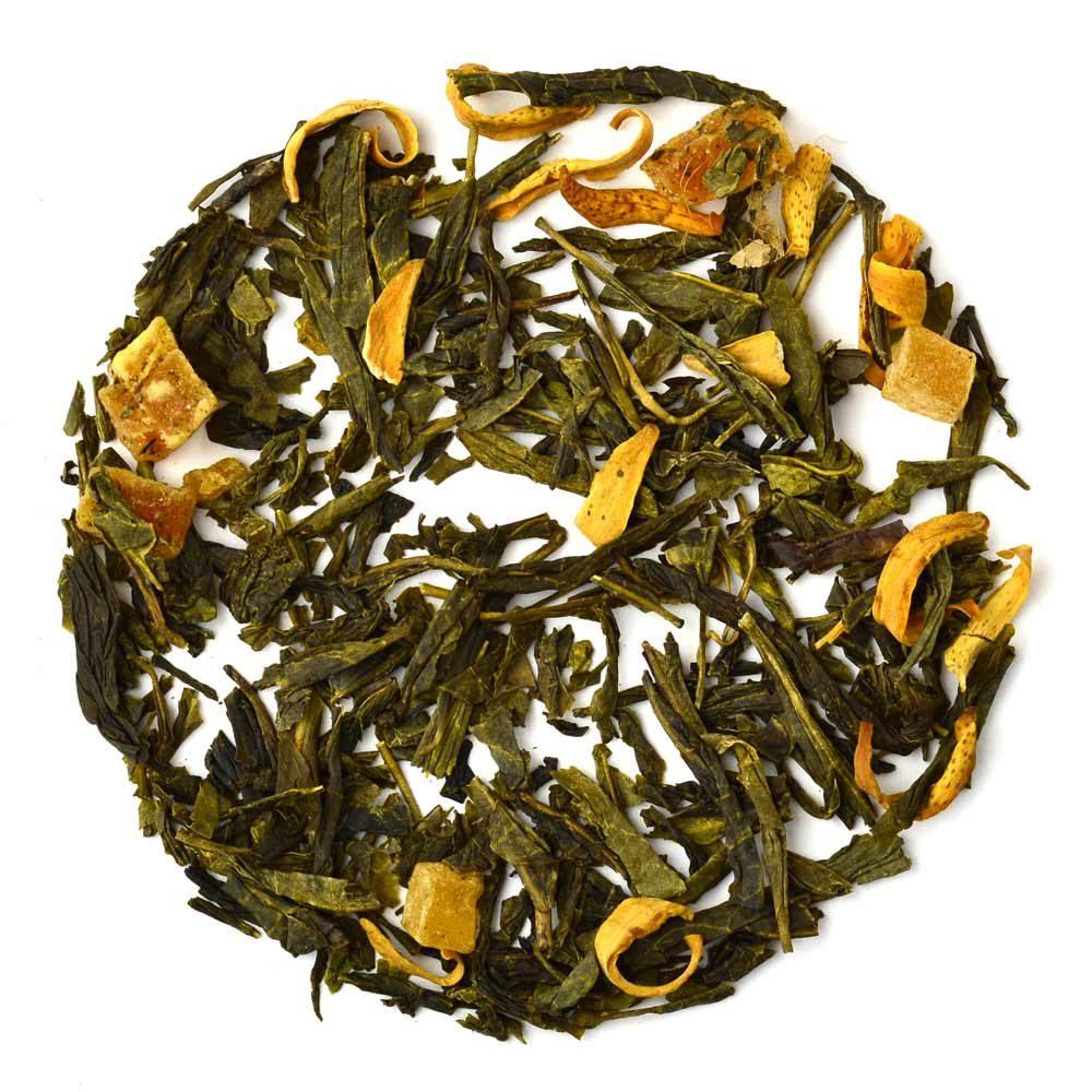 Sencha green tea Pecan-Pastry-Green-tea-sencha-GROSCHE