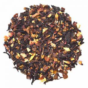 Tropical Fruit tea Grosche Herbal tea