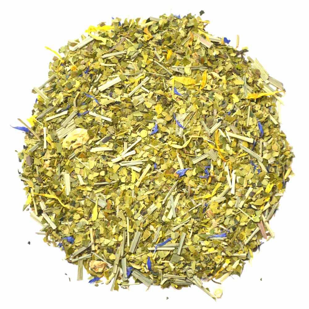 GROSCHE Natural Energy Boosters Blend | Loose-Leaf Tea