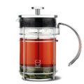 Grosche madrid french press coffee and tea maker press germany schott glass