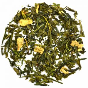 Ginger-green-tea-sencha-grosche