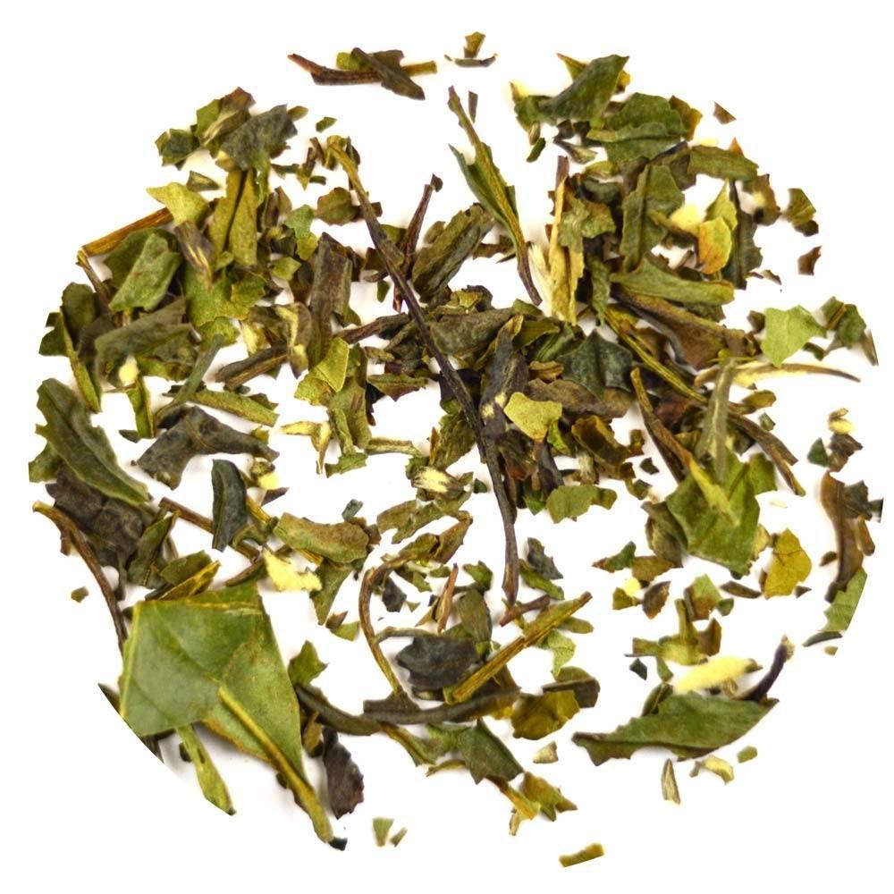mango oasis white tea mango white tea