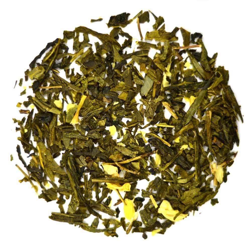 Peach Cocktail green tea sencha-green-tea
