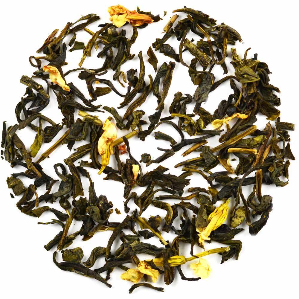 jasmine tea jasmine green tea with flowers