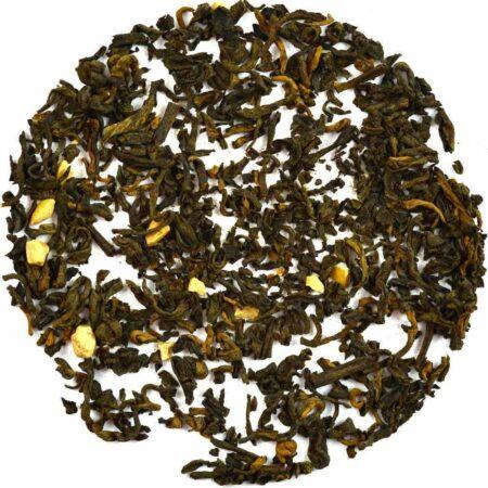 scottish caramel pu erh caramel toffee Puerh tea GROSCHE