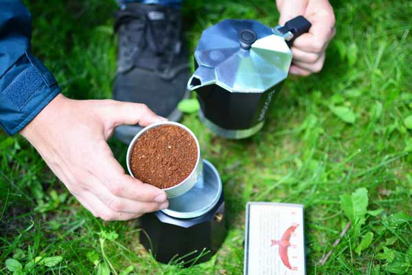 English In Italian: How To Use A Stovetop Espresso Maker For Italian Moka