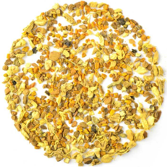 Turmeric ginger tea WINTER-GROSCHE Turmeric ginger tea health benefits