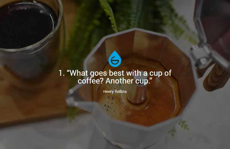 100 Clever Funny Coffee Quotes Grosche