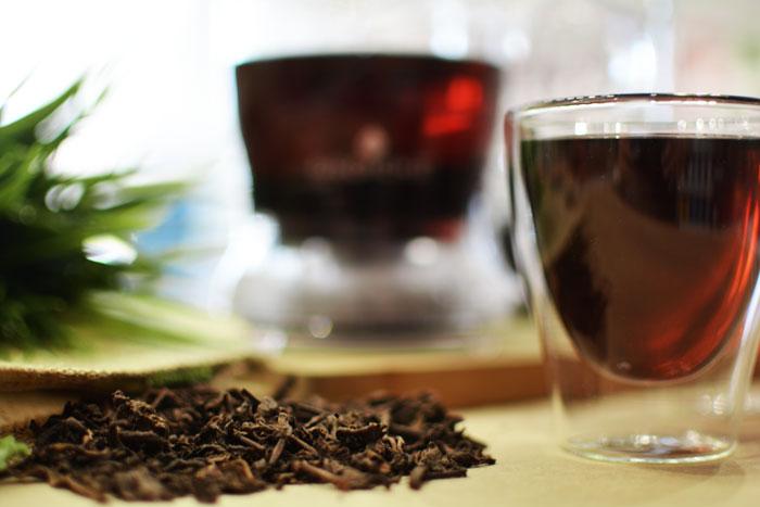 pu'erh tea istanbul grosche