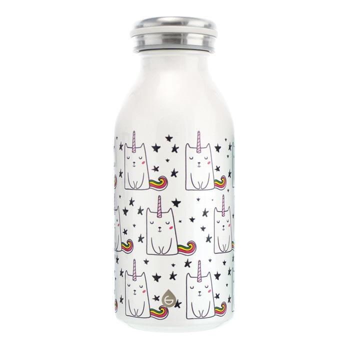 best water bottle for kids water bottle for school kids water bottle Unicorn-cat- GROSCHE-BOP!-Stainless-steel-water-bottles-vacuum-double-walled kids insulated water bottle