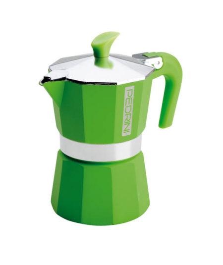 pedrini stovetop espresso maker pot