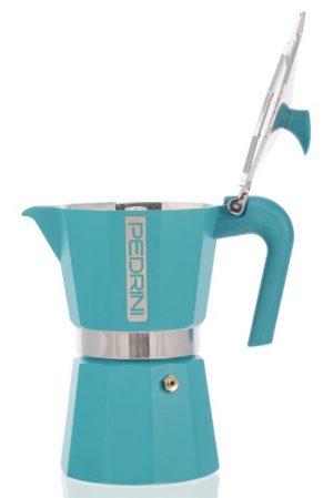Pedrini Blue Espresso maker 6