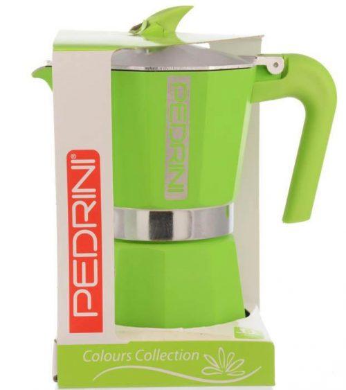 Pedrini Green Espresso maker 11