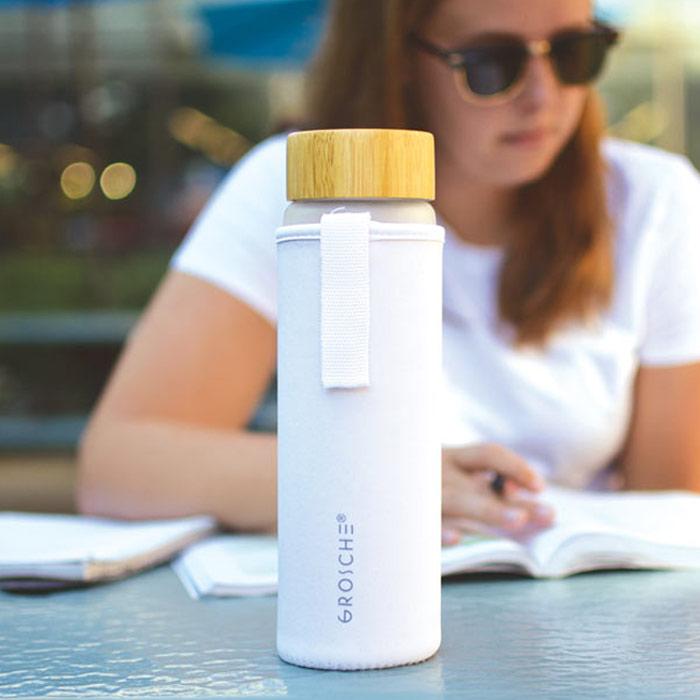 Venice-White-Frosted-Sleeve-study-GROSCHE-GR-384-best-school-water-bottle-sq-700