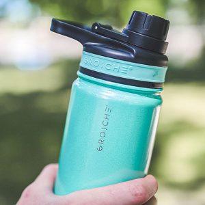 Aquamarine OASIS Infuser Water Bottle