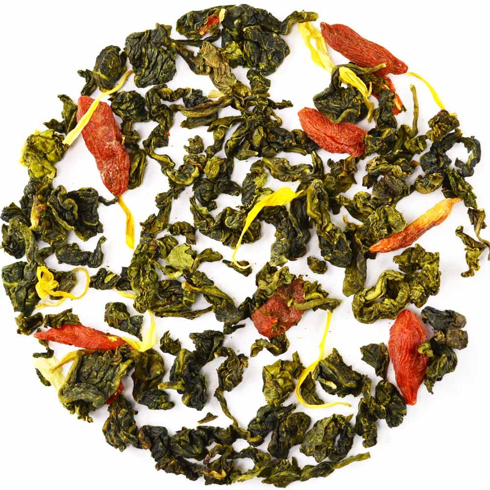 goji berry tea superfruit oolong ti kuan yin