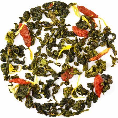 goji berry tea superfruit oolong ti kuan yin