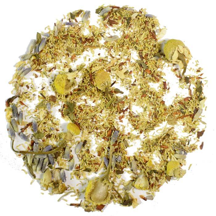 cloud 9 herbal tea loose leaf tea product photo