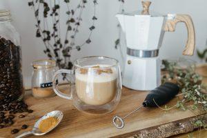 Easy Lattes At Home Milano Stovetop Espresso Maker Moka Pot Milk Frother