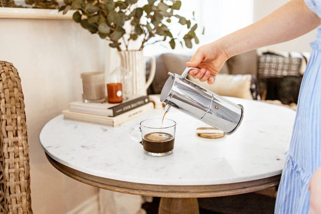 GROSCHE MILANO Stella Aroma Luxury Espresso Maker Moka Pot