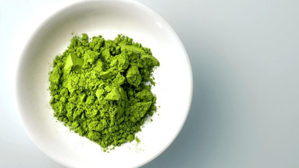 GROSCHE matcha powdered green tea
