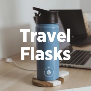 Back to school travel flasks