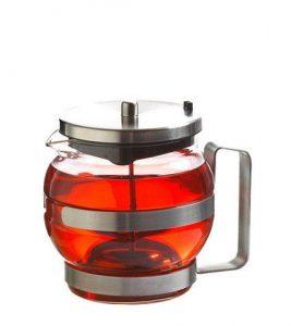 GROSCHE BUDAPEST Strainer teapot
