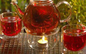 GROSCHE SAHARA Glass Teapot Warmer