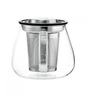 GROSCHE WATERLOO Personal Steeper Teapot handle view